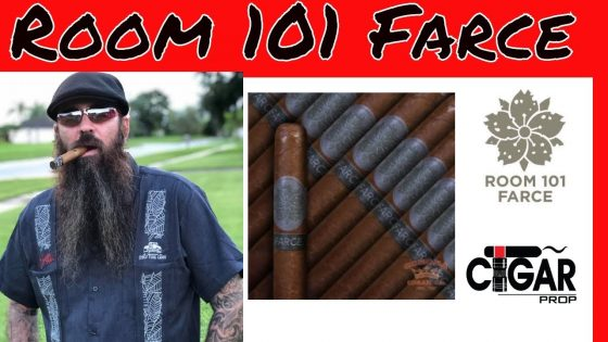 Room-101-Farce-Cigar-Review2019