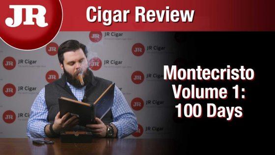 Montecristo-Volume-1-100-Days-Cigar-Review