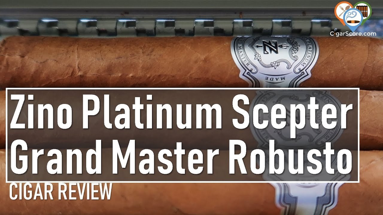 AGED-7-Years-ZINO-PLATINUM-Scepter-Grand-Master-Robusto-CIGAR-REVIEWS-by-CigarScore