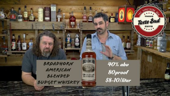 Broadhorn-Bourbon-is-it-the-best-budget-whiskey-under-10-The-Tastebuds-find-out