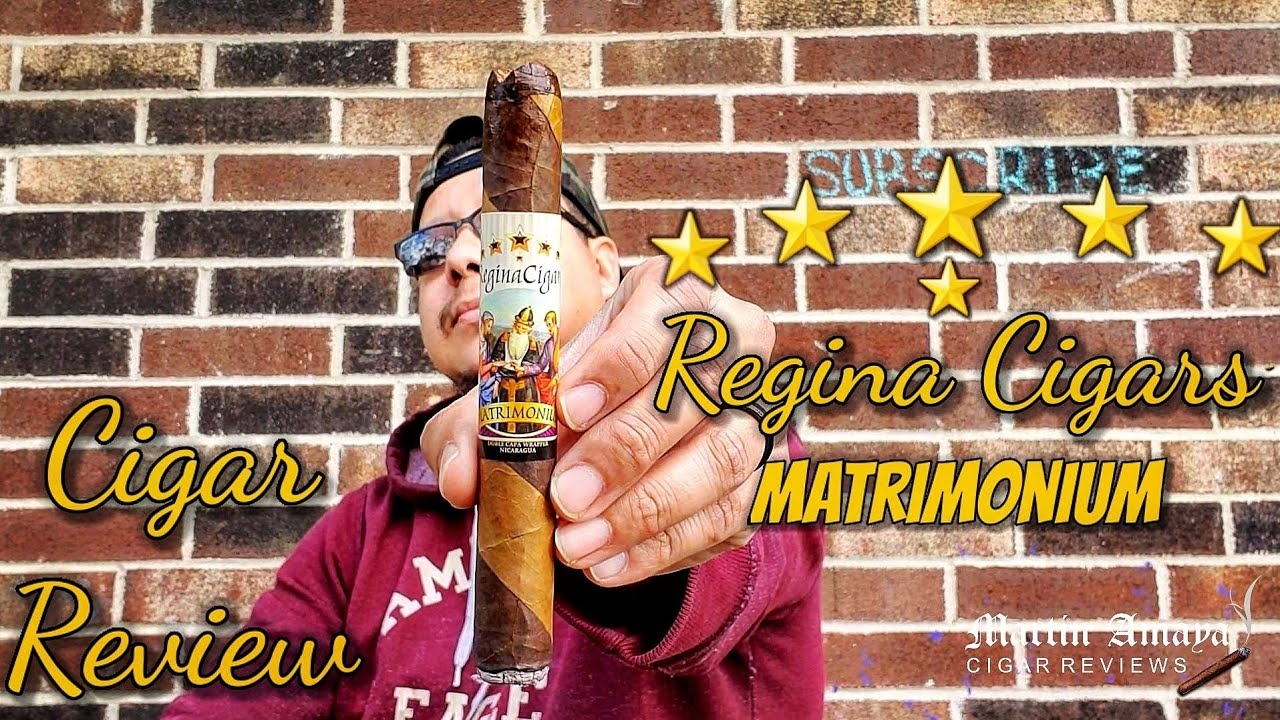 REGINA-CIGARS-MATRIMONIUM-CIGAR-REVIEW